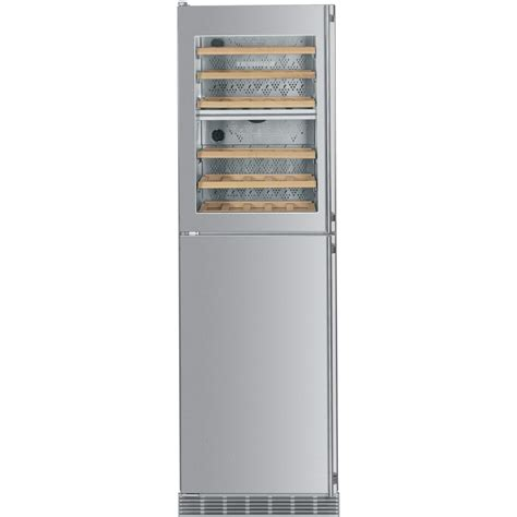 Freezer Cooler liebherr 34 bottle built in wine cooler freezer with maker custom panel wfi 1061