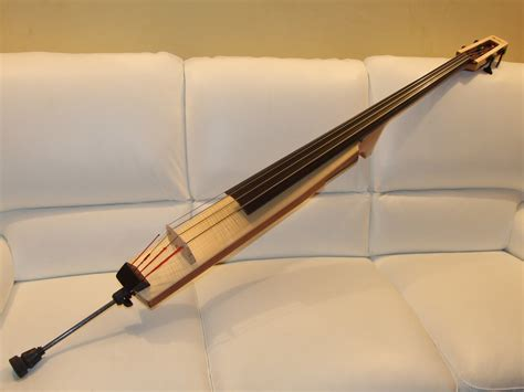 Handmade Instrument - luca orati 187 handmade electric instrument