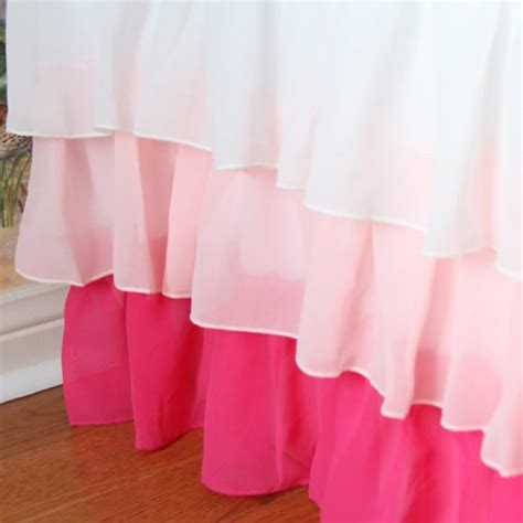 Pink Bed Skirt by Pink Bedskirt