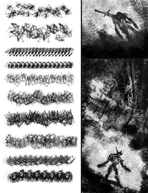 layout photoshop brushes zombie photoshop brushes set photoshop brushes free download