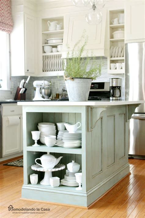 painted kitchen islands kitchen island painted ascp duck egg blue kitchen island makeover painted kitchen island and