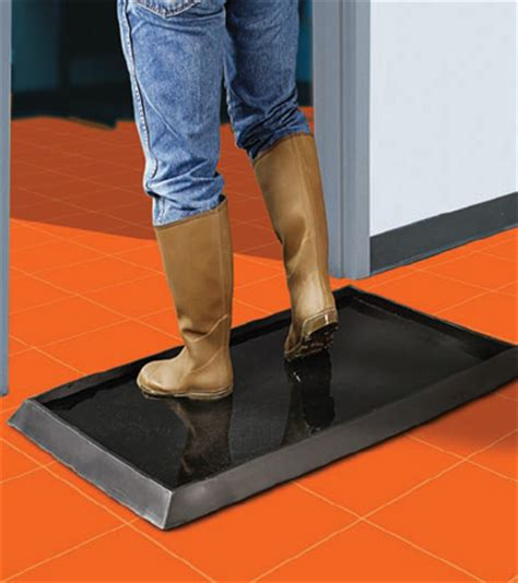 Sanitizing Door Mat by Foot Bath Sanitizing Floor Mats Rachael Edwards