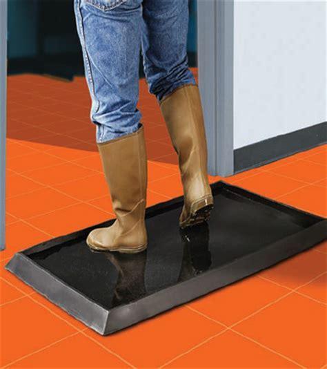 Sanitizing Footbath Floor Mat, Anti Microbial Sanitizing