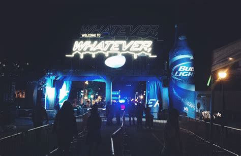Bud Light For Whatever by Whatever Usa With Bud Light Maigen Sawyer Llc