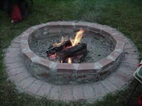 Firepit Plans Pit Designs
