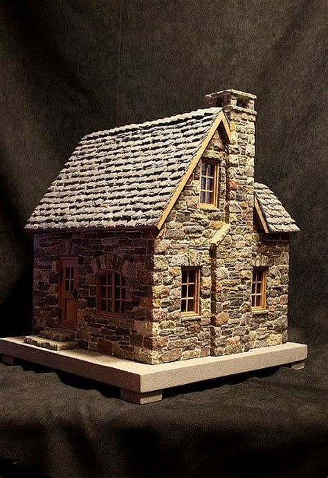 miniature house 25 best ideas about model house on pinterest
