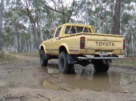 toyota hilux mk1 for sale 1982 toyota hilux diesel open header no exhaust
