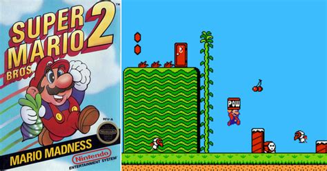 Mario Bros Frustration Unites Profanity And Gaming by Play Mario Bros 2 On Nes