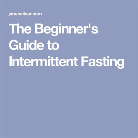 Detoxing While Intermittent Fasting by 100 Best Intermittent Fasting Images On
