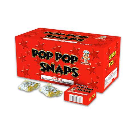 Small Pop pop pop snaps small pyro junkie fireworks