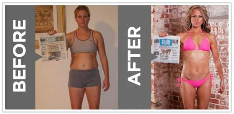 special k challenge before and after 2012 100 000 transformation challenge