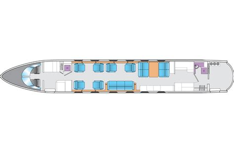 private jet floor plans gulfstream giv jet charter aircraft 1 avjet corporation