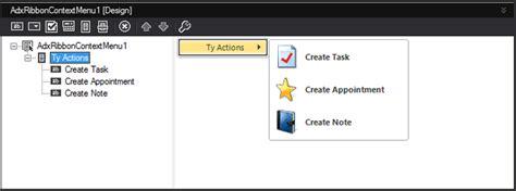 customize outlook 2013 2010 context menus and menu bar customize outlook 2013 2010 context menus and menu bar