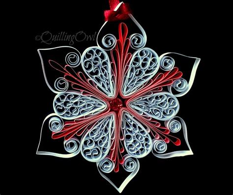 quilling ornaments tutorial 578 best christmas quilling images on pinterest paper