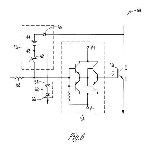 igbt transistor circuit patent us7768337 igbt driver circuit for desaturated turn with high desaturation level