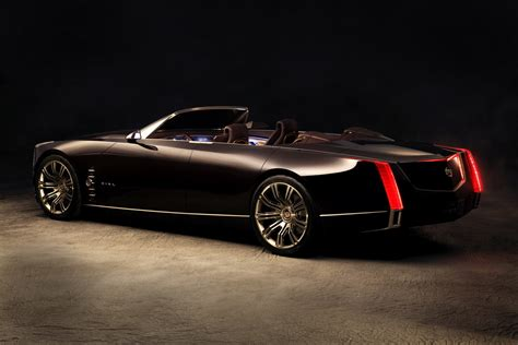 Cadilac Ceil new cadillac ciel 4 door convertible concept wows pebble crowd photos