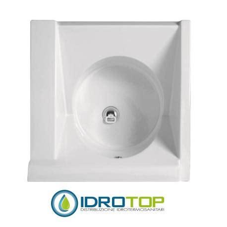 vasca in ceramica vasca 60x60 in ceramica di ricambio per lavapanni cyli bianco