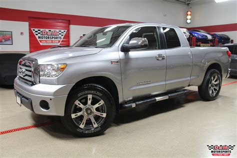 toyota tundra dealers 2007 toyota tundra limited stock m6234 for sale near