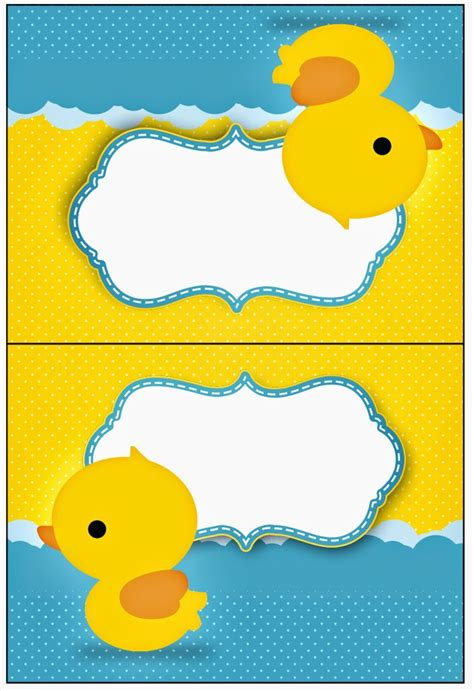 rubber st template free rubber ducky free printables animal