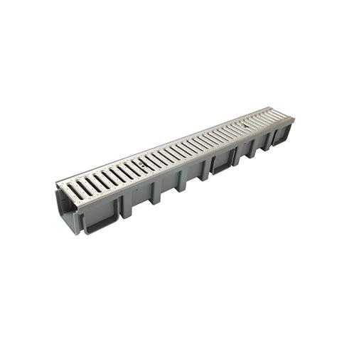 grille inox disponible chez les mat 233 riaux caniveaux et
