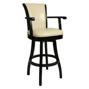 pastel glenwood 26 in swivel counter stool with arms