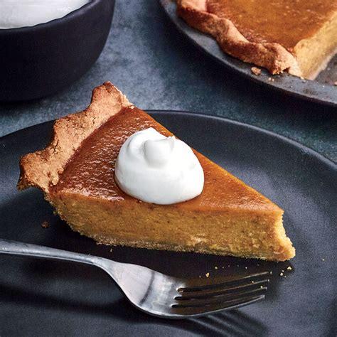 light pumpkin dessert recipes pumpkin pie recipes cooking light