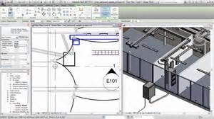 House Plan Symbols placing conduit in revit mep 2011 youtube