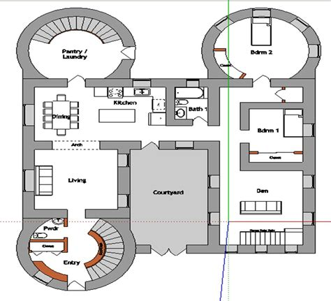 floor plans for castles castle house plans tyree house plans small castle like