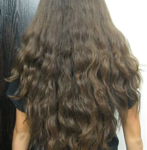 is v shaped layered look good for curly hair the best long hairstyles for natural waves beautyeditor