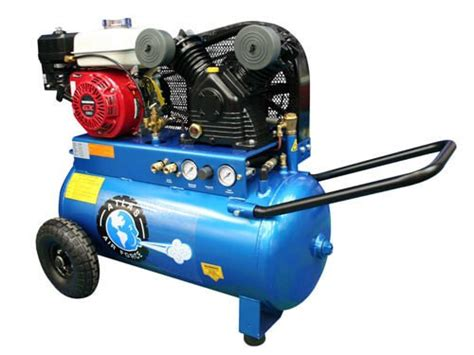 atlas 174 air af16g 20 gallon portable air compressor gses