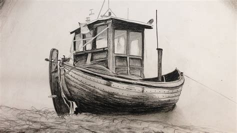 boat drawing youtube how to draw boat sketch boat drawing youtube