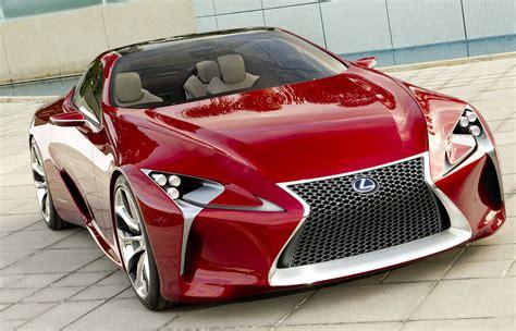 norcalcars lexus lf lc debuting   detroit auto show