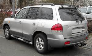 2005 hyundai santa fe pictures information and specs