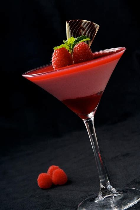 Raspberry Martini Fashion