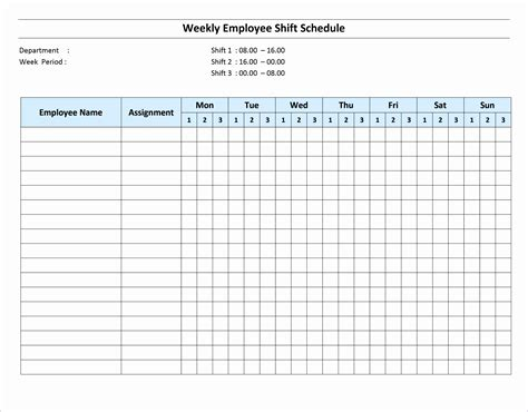 lunch schedule template excel craft atelier b co