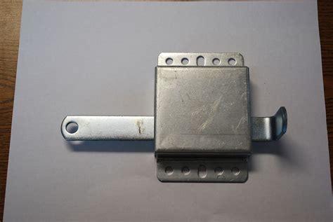 Garage Door Slide Lock Garage Door Parts Slide Lock Ebay