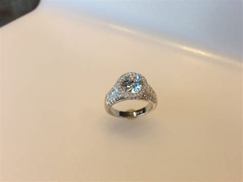resetting a engagement ring nj