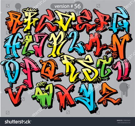 lettere da graffiti graffiti letter fonts and styles graffiti collection