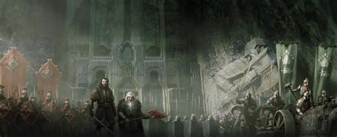 Erebor and Dale ready fro War image   LordDainOfIronHills