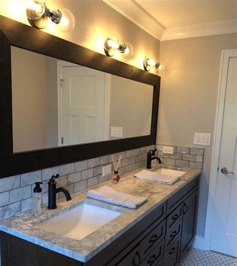 custom size mirrors mirror bathroom mirror vanity