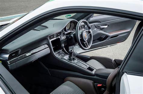 porsche 911 r interior 2016 porsche 911 r review review autocar