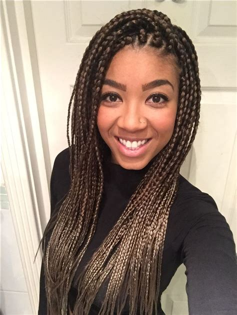 2 tone box braids 1290 best images about style braids on pinterest