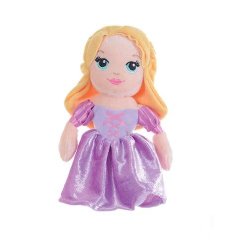 "8"" Rapunzel Disney Princess Soft Toy (33300 4)   Character Brands"