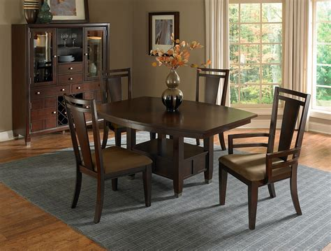 broyhill dining room tables northern lights extendable dining room set from broyhill