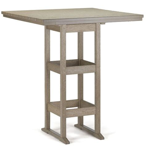 36 inch square table 36 inch square bar height table breezesta sku brz