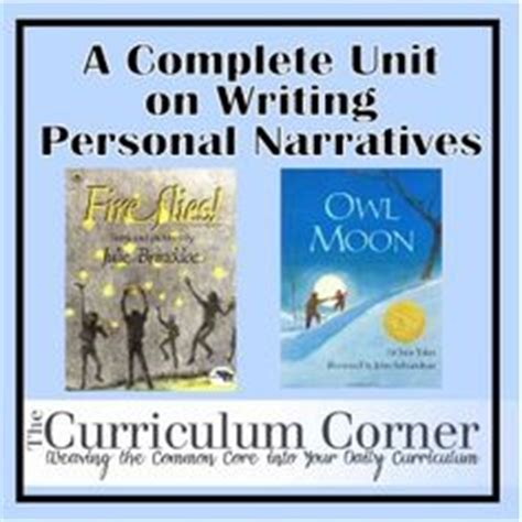 using picture books to teach narrative writing 1000 ideas about teaching narrative writing on