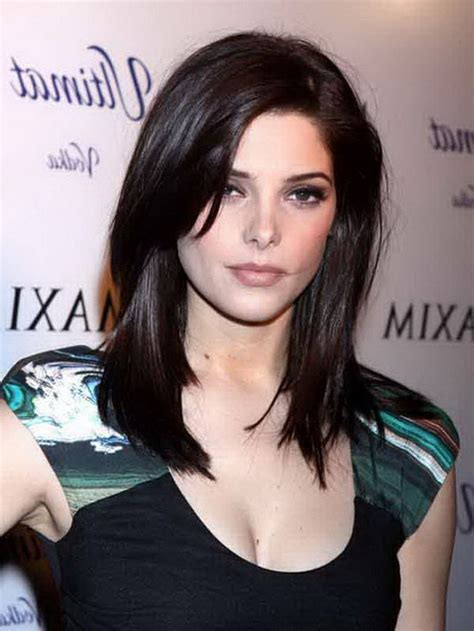 Hairstyles For Black Hair Medium Length by Medium Length Black Hair Haircuts Black