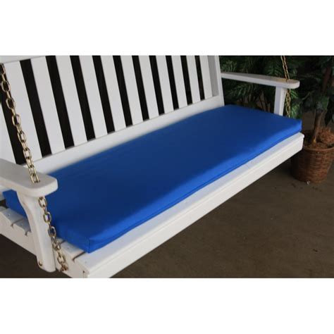 glider bench cushions 6 ft bench porch swing glider outdoor cushion