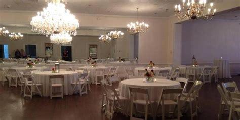 marion hatcher center weddings  prices  wedding