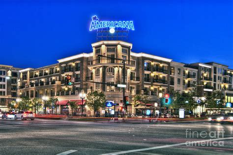 Search Glendale Ca Americana Brand Shopping Glendale Ca Photograph By David